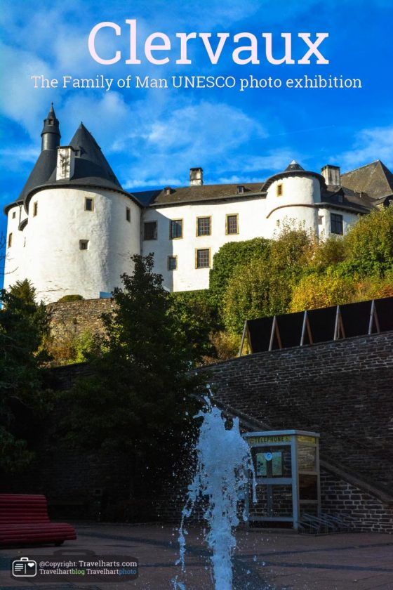 The Family of Man UNESCO photo exhibition at Clervaux Castle