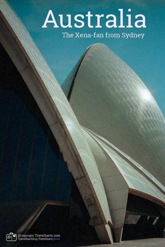The Xena-fan from Sydney