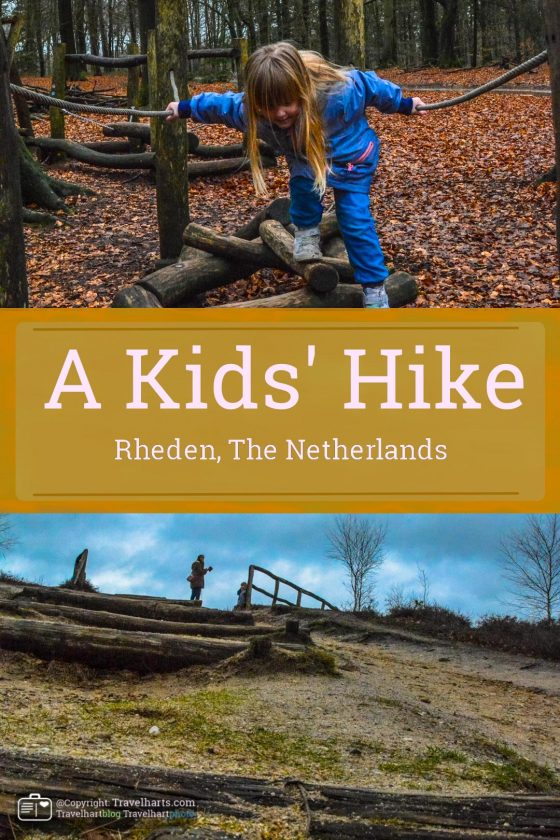 A Kids' Hike – the Netherlands