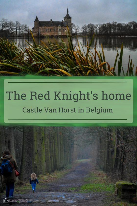The Red Knight's home – Belgium