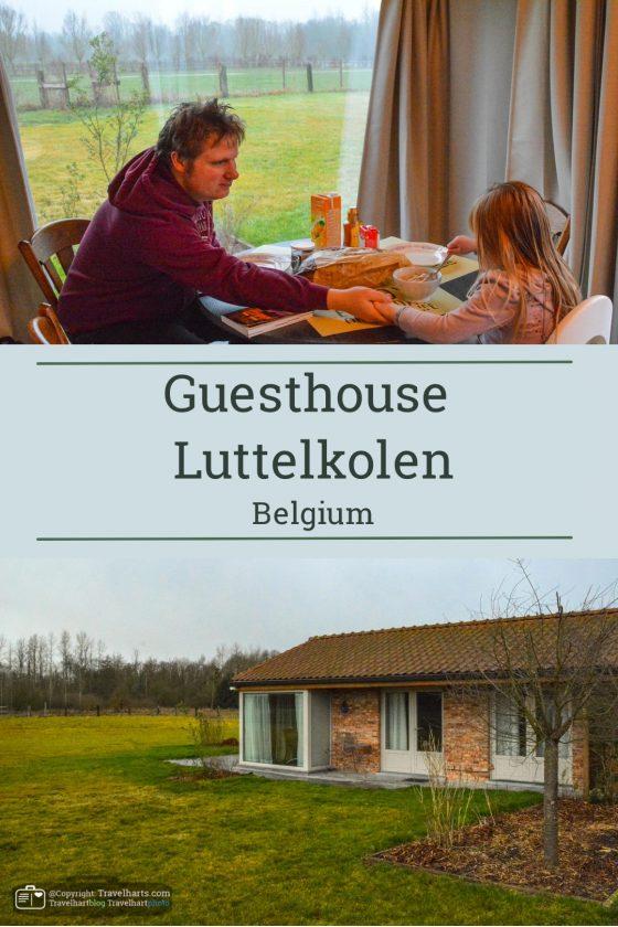 Guesthouse Luttelkolen – Belgium