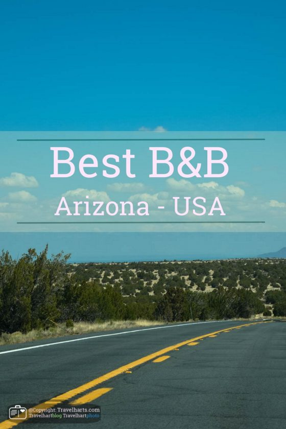 Best B&B in Arizona – USA