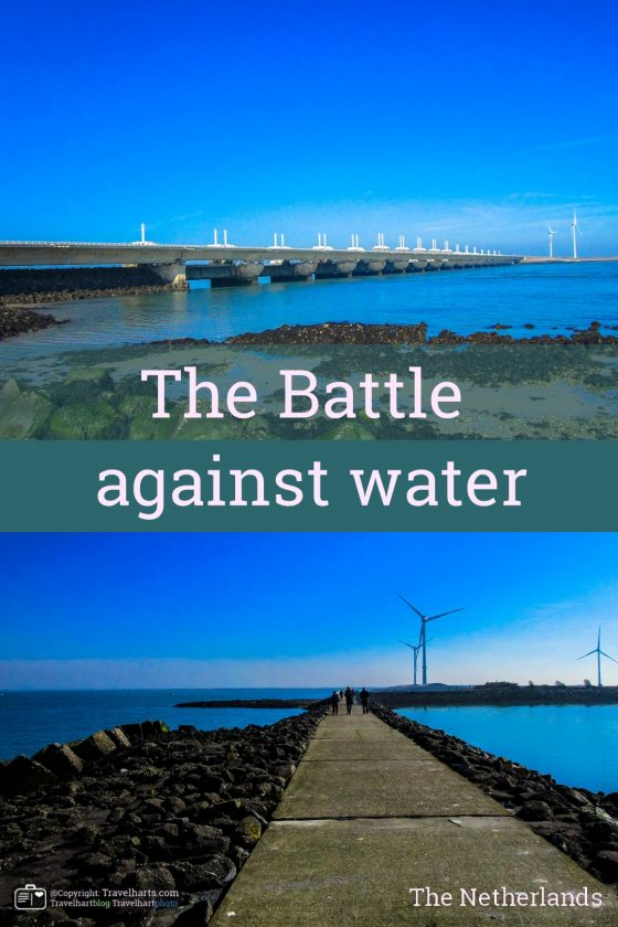 The battle against water – the Netherlands