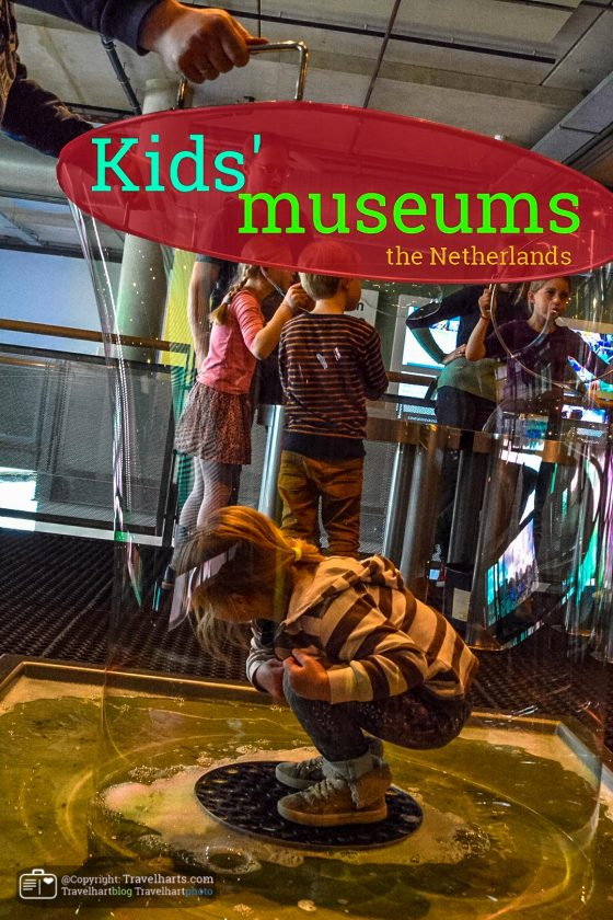 Kids museums in the Netherlands