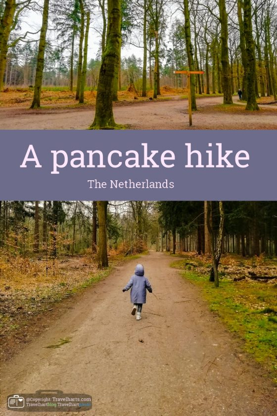 A pancake hike – the Netherlands