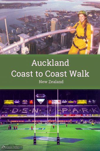 Coast to Coast Walk Auckland – New Zealand