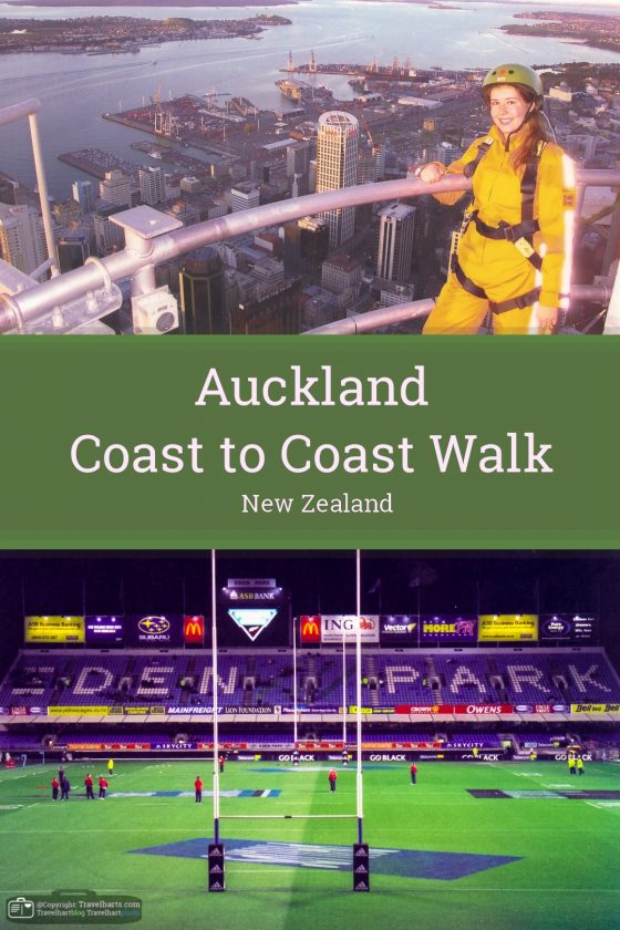 Coast to Coast Walk Auckland – New Zealand