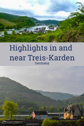 Highlights in and near Treis-Karden – Germany