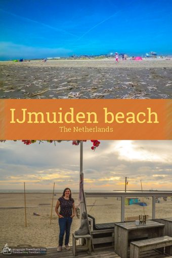 IJmuiden beach – the Netherlands