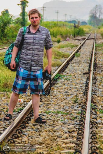 Photo of the week: the Death Railway (Thailand)