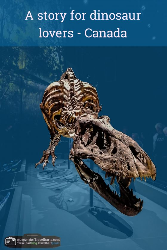 A story for dinosaur lovers – Canada