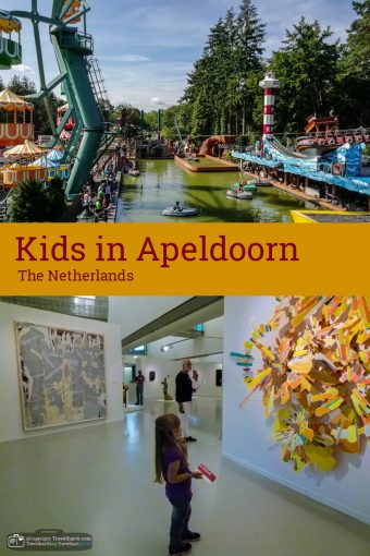Kids in Apeldoorn – the Netherlands